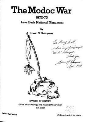 The Modoc War  1872 73