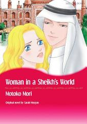 WOMAN IN A SHEIKH'S WORLD: Mills & Boon Comics