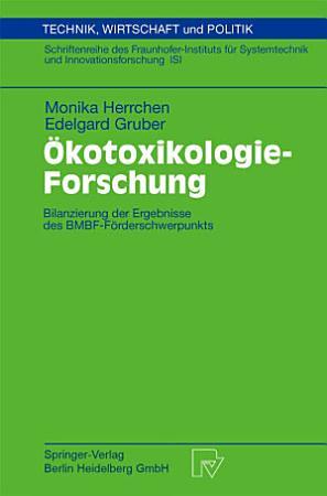 kotoxikologie Forschung PDF