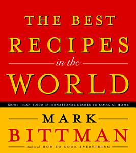 The Best Recipes in the World Book