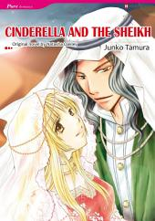CINDERELLA AND THE SHEIKH: Harlequin Comics, Book 1