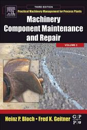 Machinery Component Maintenance and Repair: Edition 3