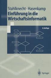 Einführung in die Wirtschaftsinformatik: Ausgabe 8