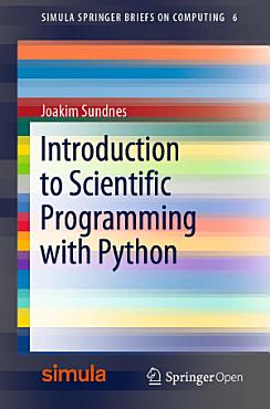 Introduction to Scientific Programming with Python PDF