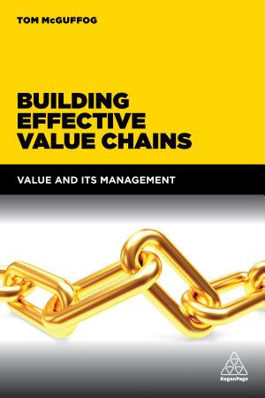 Building Effective Value Chains