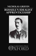 Download Russell s Idealist Apprenticeship Book
