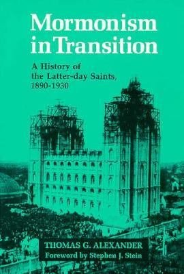 Mormonism in Transition PDF