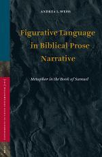 Figurative Language in Biblical Prose Narrative