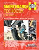 Motorcycle Maintenance Techbook