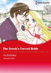 The Greek's Forced Bride: Harlequin Comics
