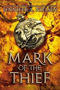 Mark of the Thief  Mark of the Thief  1  Book
