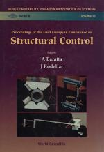 Structural Control - Proceedings Of The First European Conference