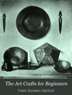 The Art Crafts for Beginners