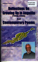 Reflections on Growing Up in Anguilla  1945 1965   And  Contemporary Poems PDF