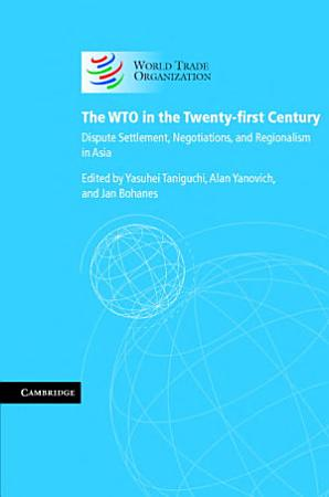 The WTO in the Twenty first Century PDF