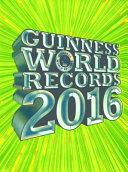Guinness World Records 2016 PDF