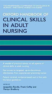Oxford Handbook of Clinical Skills in Adult Nursing PDF