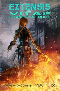 Extensis Vitae  Empire of Dust Book