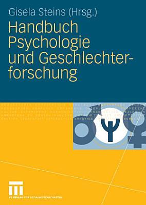 Handbuch Psychologie und Geschlechterforschung PDF