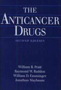 The Anticancer Drugs Book