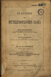 Synopsis der Mitteleuropaischen Flora: Band 6