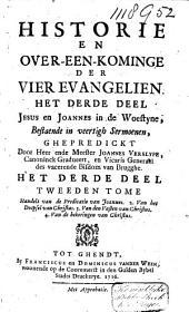 Historie en over-een-kominge der vier Evangelien: Volume 6