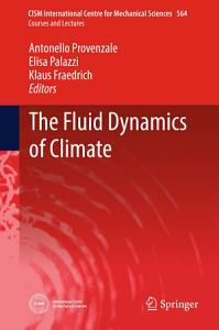 The Fluid Dynamics of Climate PDF