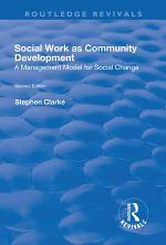 Social Work as Community Development