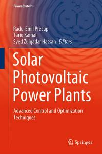 Solar Photovoltaic Power Plants