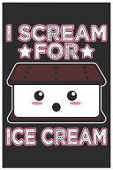 I Scream for Ice Cream PDF