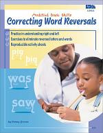 Correcting Word Reversals, Grades K - 4