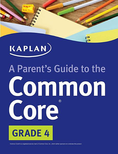 Parent s Guide to the Common Core  4th Grade