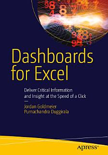 Dashboards for Excel Book
