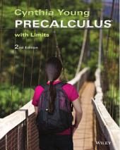 Precalculus: With Limits, Edition 2