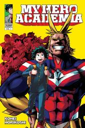 My Hero Academia, Vol. 1: Izuku Midoriya: Origin