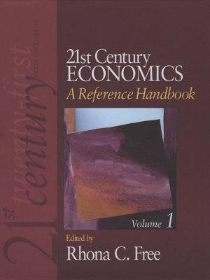 21st Century Economics  A Reference Handbook