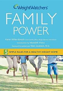 Weight Watchers Family Power Book