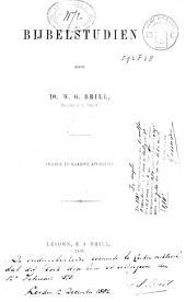 Bijbelstudiën: Volume 2