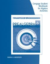 Student Workbook for Aufmann/Lockwood's Prealgebra: An Applied Approach, 6th: Edition 6
