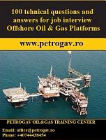 100 technical questions and answers for job interview Offshore Oil   Gas Platforms PDF