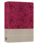 The KJV Cross Reference Study Bible Women s Edition Indexed  Floral Berry