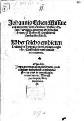 Missive den frommen gemeyner Eydgenossen boten zu Baden überschickt über d. einbieten Zwingli's