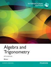 Algebra and Trigonometry: Edition 5