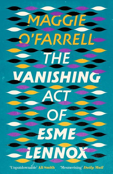 Download The Vanishing Act of Esme Lennox Book