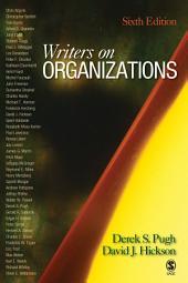 Writers on Organizations