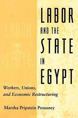 Labor and the State in Egypt PDF