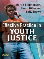 Effective Practice in Youth Justice PDF