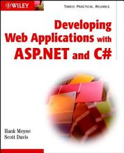 Developing Web Applications with ASP NET and C  PDF