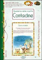 Quaderno delle ricette contadine - Ricette di Casa