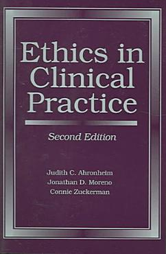 Ethics In Clinical Practice PDF